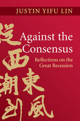 Against the Consensus: Reflections on the Great Recession (Hardback)