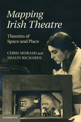 Mapping Irish Theatre: Theories of Space and Place (Hardback)