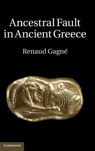 Ancestral Fault in Ancient Greece (Hardback)