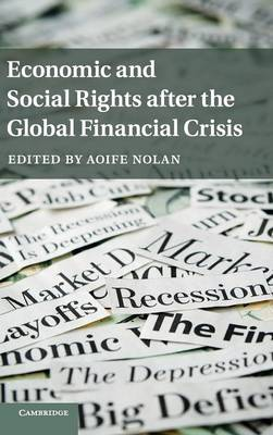 Economic and Social Rights after the Global Financial Crisis (Hardback)