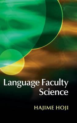 Language Faculty Science (Hardback)