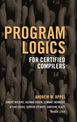 Program Logics for Certified Compilers (Hardback)
