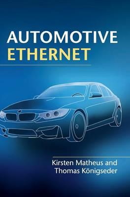 Automotive Ethernet (Hardback)