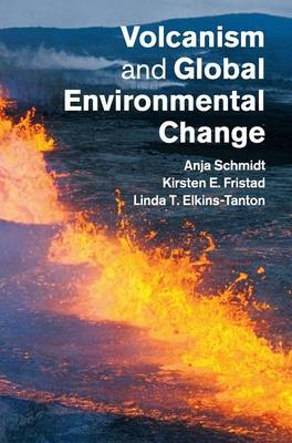 Volcanism and Global Environmental Change (Hardback)