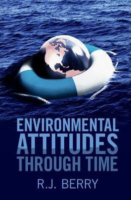 Environmental Attitudes through Time (Hardback)