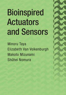 Bioinspired Actuators and Sensors (Hardback)