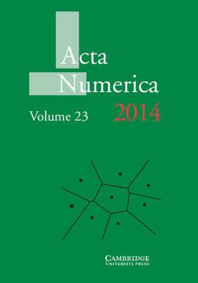 Acta Numerica 2014: Volume 23 - Acta Numerica (Hardback)