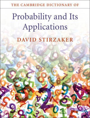 The Cambridge Dictionary of Probability and its Applications (Hardback)