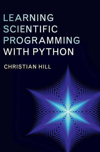Learning Scientific Programming with Python (Hardback)