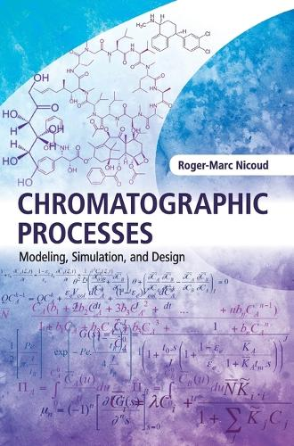 Chromatographic Processes: Modeling, Simulation, and Design - Cambridge Series in Chemical Engineering (Hardback)