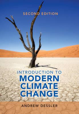 Introduction to Modern Climate Change (Hardback)