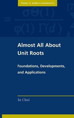 Themes in Modern Econometrics: Almost All about Unit Roots: Foundations, Developments, and Applications (Hardback)