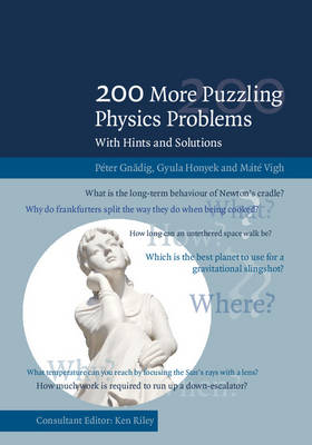 200 More Puzzling Physics Problems: With Hints and Solutions (Hardback)