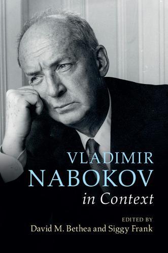 Vladimir Nabokov in Context - Literature in Context (Hardback)