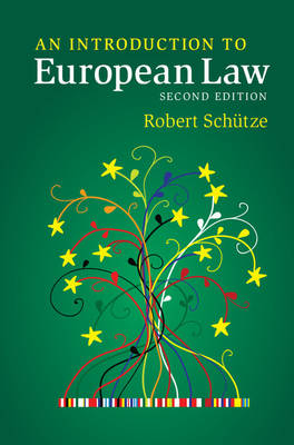 An Introduction to European Law (Hardback)
