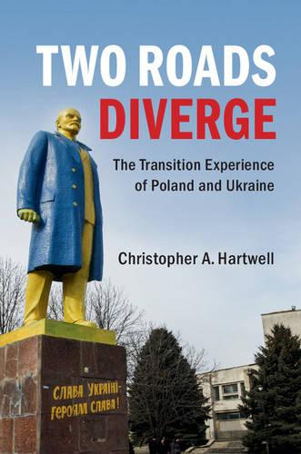 Two Roads Diverge: The Transition Experience of Poland and Ukraine (Hardback)