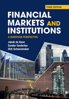 Financial Markets and Institutions: A European Perspective (Hardback)