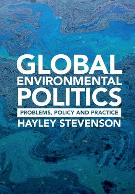 Global Environmental Politics: Problems, Policy and Practice (Hardback)
