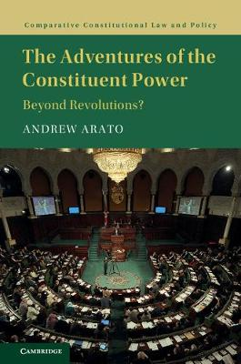 Comparative Constitutional Law and Policy: The Adventures of the Constituent Power: Beyond Revolutions? (Hardback)
