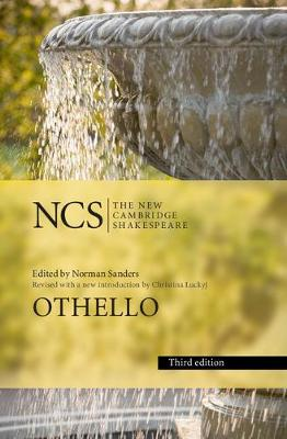 Othello - The New Cambridge Shakespeare (Hardback)