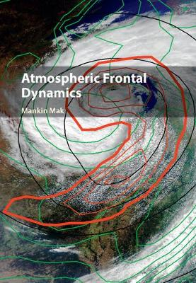 Atmospheric Frontal Dynamics (Hardback)