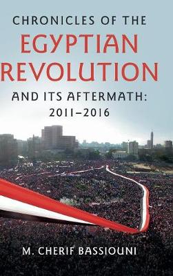 Chronicles of the Egyptian Revolution and its Aftermath: 2011-2016 (Hardback)