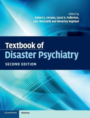 Textbook of Disaster Psychiatry (Hardback)