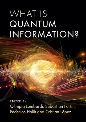 What is Quantum Information? (Hardback)