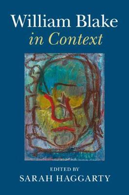 William Blake in Context - Literature in Context (Hardback)