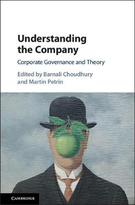Understanding the Company: Corporate Governance and Theory (Hardback)