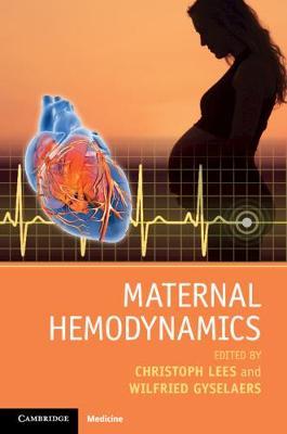 Maternal Hemodynamics (Hardback)