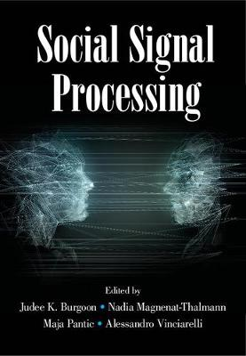 Social Signal Processing (Hardback)