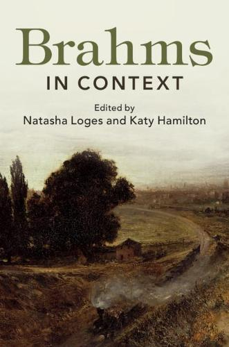 Brahms in Context - Composers in Context (Hardback)