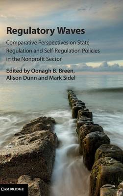 Regulatory Waves: Comparative Perspectives on State Regulation and Self-Regulation Policies in the Nonprofit Sector (Hardback)