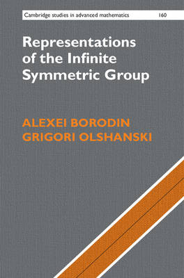 Representations of the Infinite Symmetric Group - Cambridge Studies in Advanced Mathematics 160 (Hardback)