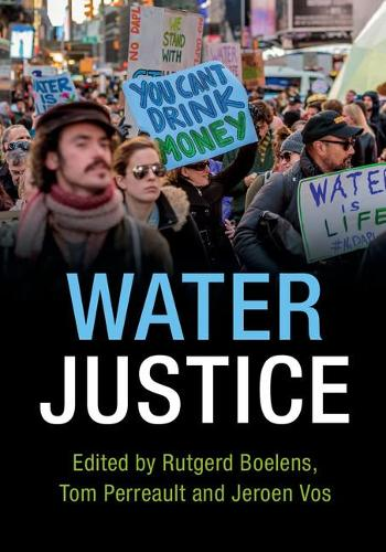 Water Justice (Hardback)
