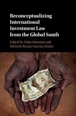 Reconceptualizing International Investment Law from the Global South (Hardback)