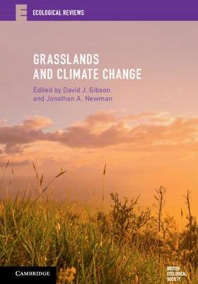 Grasslands and Climate Change - Ecological Reviews (Hardback)