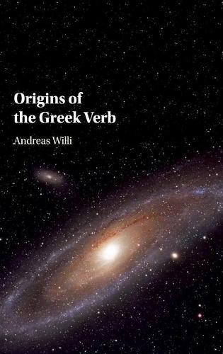 Origins of the Greek Verb (Hardback)