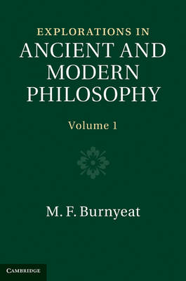 Explorations in Ancient and Modern Philosophy 2 Volume Hardback Set