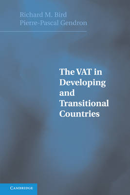 The VAT in Developing and Transitional Countries (Paperback)