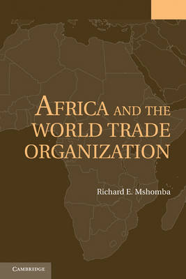 Africa and the World Trade Organization (Paperback)