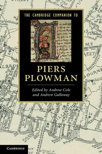 The Cambridge Companion to Piers Plowman - Cambridge Companions to Literature (Paperback)