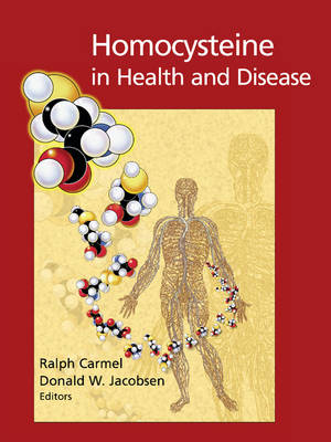 Homocysteine in Health and Disease (Paperback)