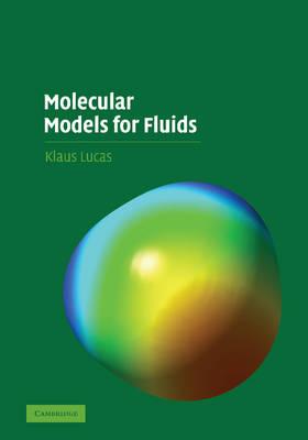 Molecular Models for Fluids (Paperback)