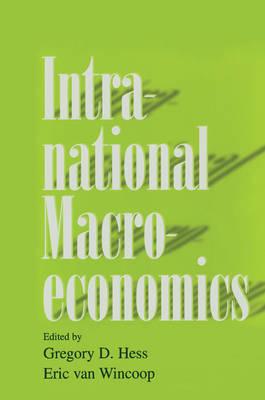 Intranational Macroeconomics (Paperback)