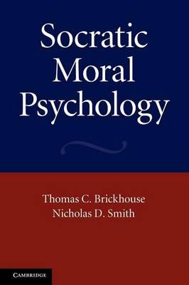 Socratic Moral Psychology (Paperback)