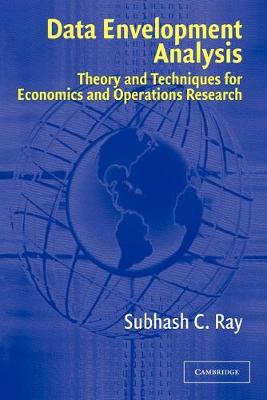 Data Envelopment Analysis: Theory and Techniques for Economics and Operations Research (Paperback)