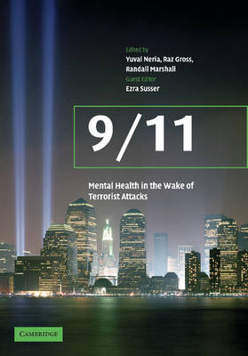 9/11: Mental Health in the Wake of Terrorist Attacks (Paperback)