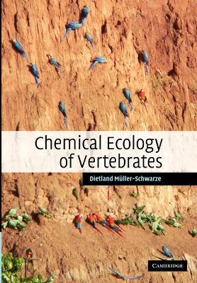 Chemical Ecology of Vertebrates (Paperback)